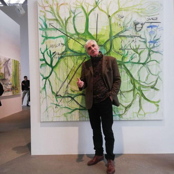 Joseph Foxonet,artiste – Salon des Beaux Arts – Carrousel du Louvre (Paris)