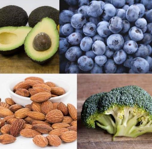 Ces 10 aliments très bons pour notre cerveau – 3A Bio de France