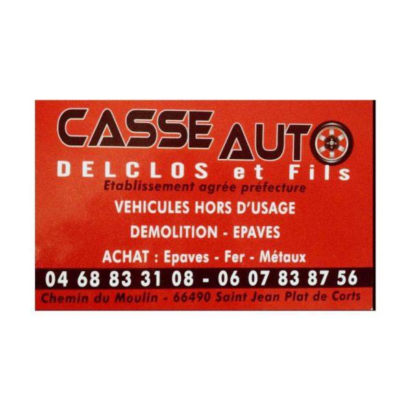 Delclos Raymond Cass'Auto depuis 1983 à votre service