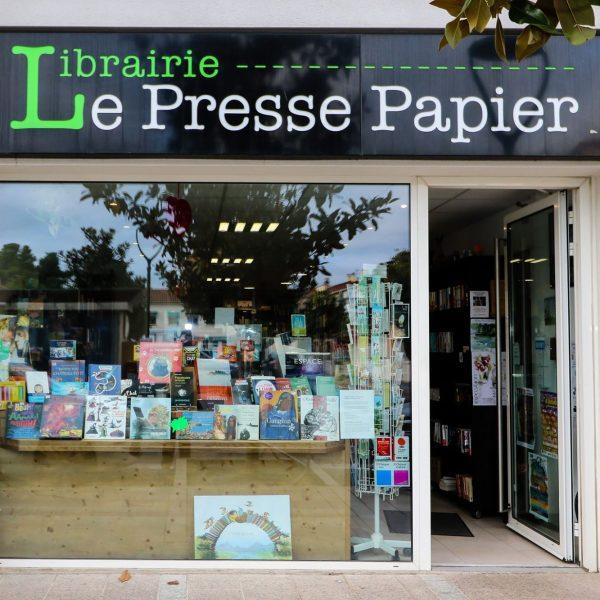 Le Presse-Papier Librairie