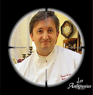 Les Antiquaires – Chef Guillaume Aubailly «Chez nous , c'est dans l'assiette que vous trouverez le plus important.»