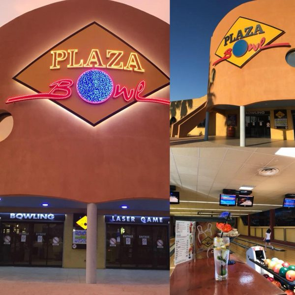 Plaza Bowl – Bowling/Laser Game/VR